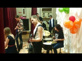 �. �������, ����� №1, The Beatles - Let It Be ( cover by Four Ways)