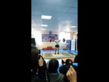 1  соревнования по тяж атлетики