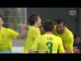Анжи 1:2 Зенит | Обзор матча.